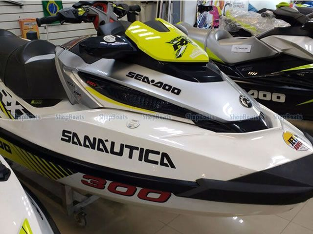 VENDA DE JET SKI SEADOO RXT 300 RS